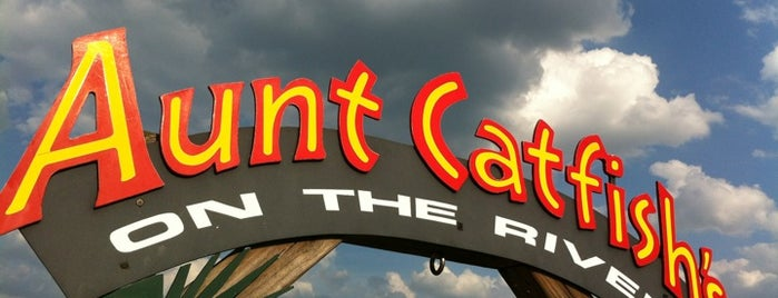 Aunt Catfish's On the River is one of 20 favorite restaurants.