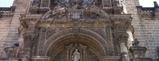Catedral de San Salvador is one of Catedrales de España / Cathedrals of Spain.