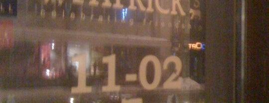 St. Patrick's Pub is one of The Barman's bars in Tallinn.