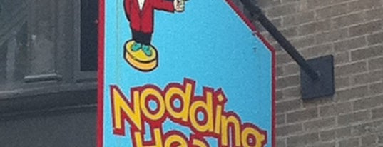 Nodding Head Brewery & Restaurant is one of Travel List.