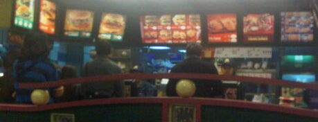 McDonald's is one of Hamburguesas en Lima!.