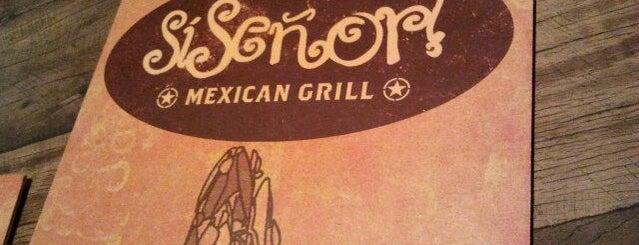 Sí Señor! is one of Veja Comer & Beber ABC - 2012/2013 - Bares.