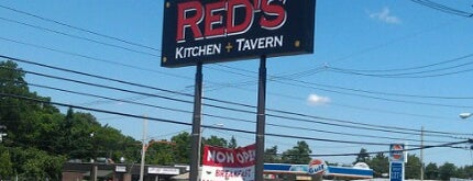 Red's Kitchen & Tavern is one of Restaurants to try.