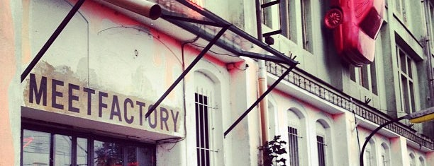 MeetFactory is one of Prague.