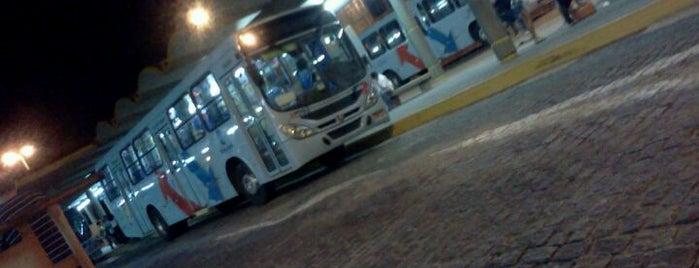 Terminal da Parangaba is one of Meus Locais.