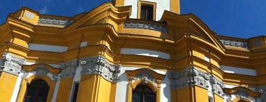 Kloster Neuzelle is one of Brandenburg Blog.