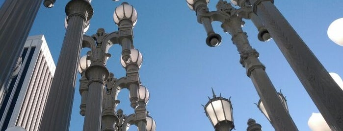 Los Angeles County Museum of Art (LACMA) is one of I love LA...we LOVE IT!.