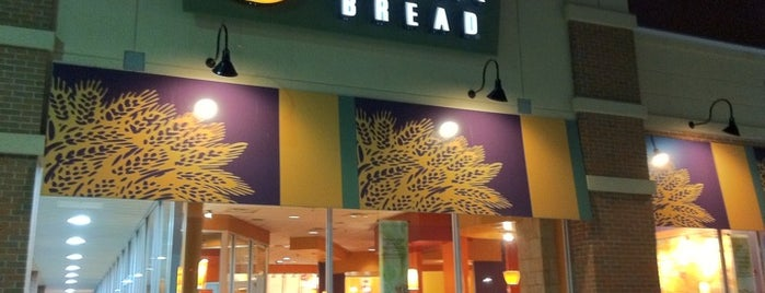 Panera Bread is one of been here.