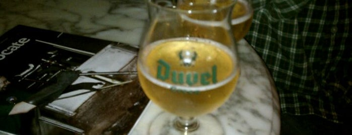 La Trappe is one of Draft Mag's Top 100 Beer Bars (2012).