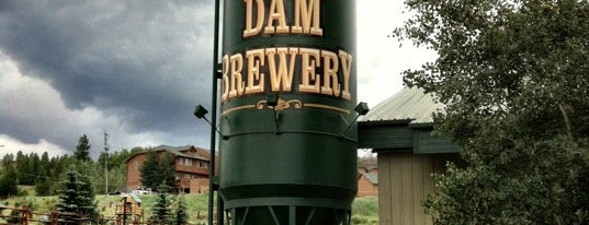 Dillon Dam Brewery is one of Colorado Breweries.