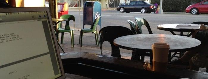 Stir Crazy Coffee House is one of LA Coffee.