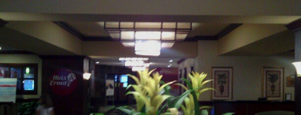 DoubleTree by Hilton Hotel Virginia Beach is one of Places to Stay.