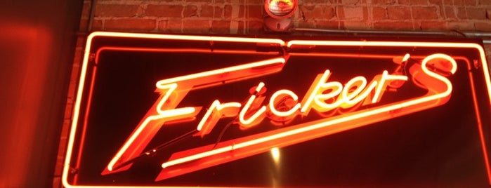 Fricker's is one of The 15 Best Family-Friendly Places in Toledo.