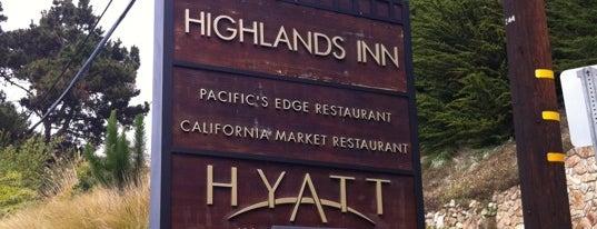 Hyatt Carmel Highlands is one of HYATT Hotels and Resorts.