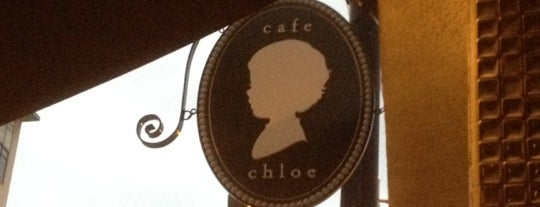 Cafe Chloe is one of San Diego Breakfast.