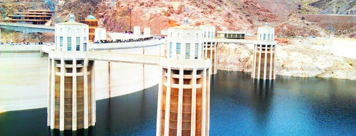 Hoover Dam is one of I  2 TRAVEL!! The PACIFIC COAST✈.