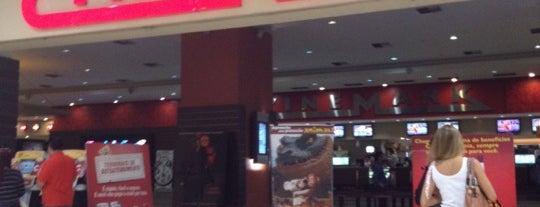 Cinemark is one of Já Fui SP.