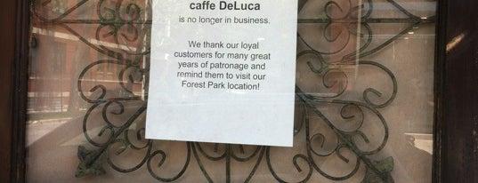 Caffe de Luca is one of Restaurants.