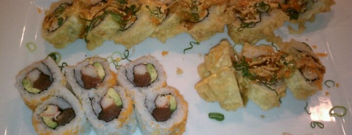 Hako Sushi is one of Places to try.