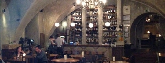 La Bohème is one of Where to eat in Vilnius.