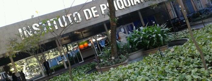 IPq - Instituto de Psiquiatria - HCFMUSP is one of Cibele list.