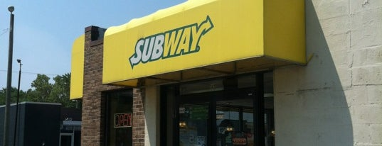 SUBWAY is one of Guide to Royal Oak's best spots.