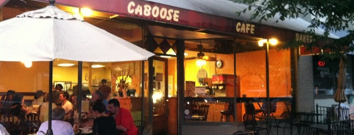 Caboose Cafe & Bakery is one of 20 favorite restaurants.