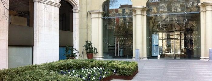 Centro de Innovación BBVA is one of Publicidad y RR. PP..