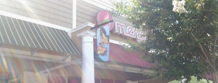 Menchie's is one of Food Spots to Try.