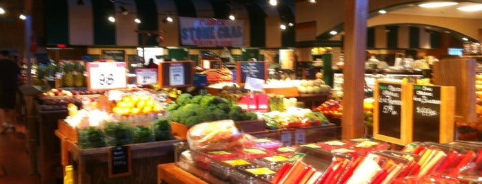 The Fresh Market is one of Vegetarian Friendly Food in Orlando.
