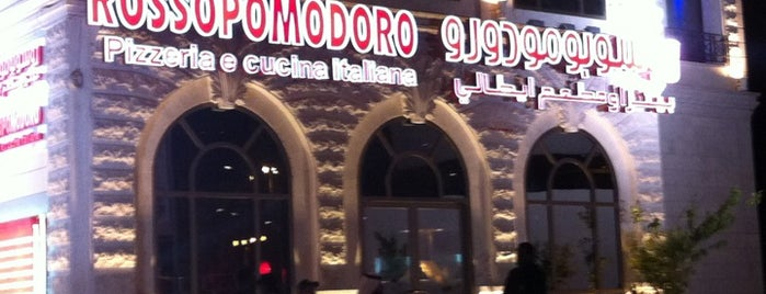 Rossopomodoro روسوبومودورو is one of places.