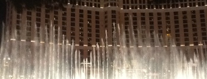 Fountains of Bellagio is one of USA Trip 2013 - The Desert.