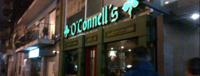 O'Connell's Irish Pub & Restaurante is one of Lugares.