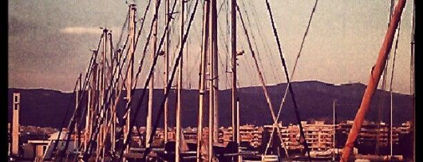 Ναυτικός Όμιλος Θεσσαλονίκης is one of WiFi keys @ Thessaloniki (East).