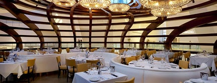 Mastro's Ocean Club is one of Las Vegas's Best Seafood - 2012.