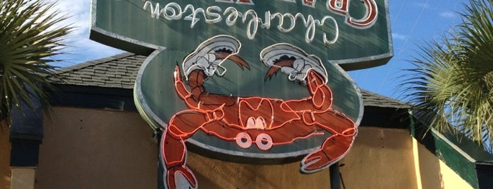 Charleston Crab House is one of Favorites in Charleston.