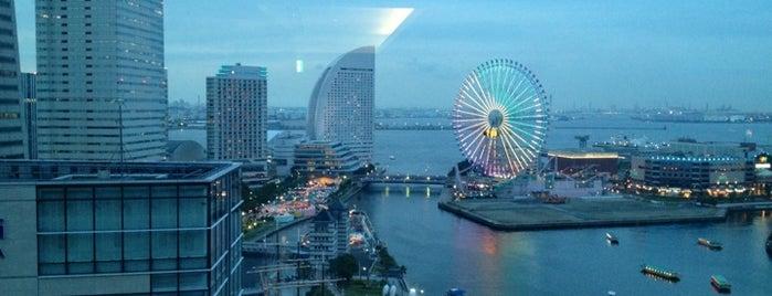 New Otani Inn Yokohama is one of Hotel.