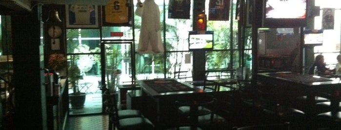 The Office Bar is one of All Bars & Clubs: TalkBangkok.com.