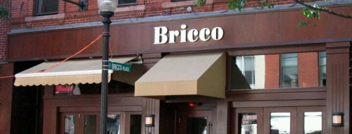 Bricco is one of Boston.