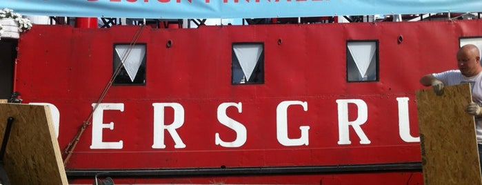 Lightship Relandersgrund is one of Paremmat mestat.