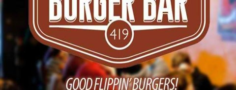 Burger Bar 419 is one of What to do in Toledo!.