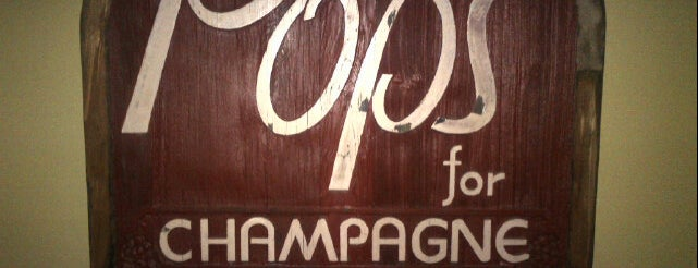Pops for Champagne is one of CHICAGO: EAT,SHOP,DAZE.