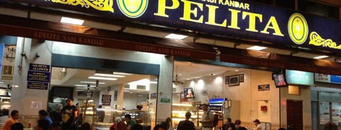 Nasi Kandar Pelita is one of All-time favorites in Malaysia.