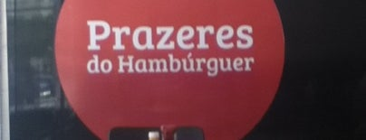 Prazeres do Hamburguer is one of Hamburguers do Paulones.