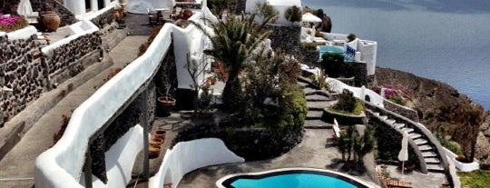 Perivolas Hotel is one of Hotels Round The World.