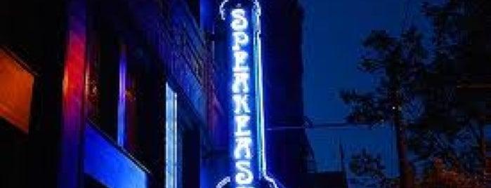 Speakeasy is one of Speakmans SXSW Venues in Austin.