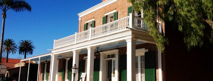 The Whaley House Museum is one of The Best Spots in San Diego, CA! #visitUS.