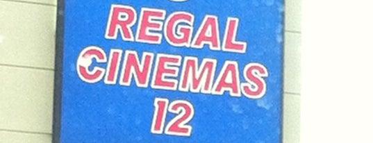 Regal Cinemas Greece Ridge 12 is one of Historian.