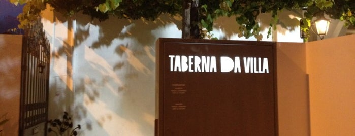 Taberna da Villa is one of Tapas / Petiscos.