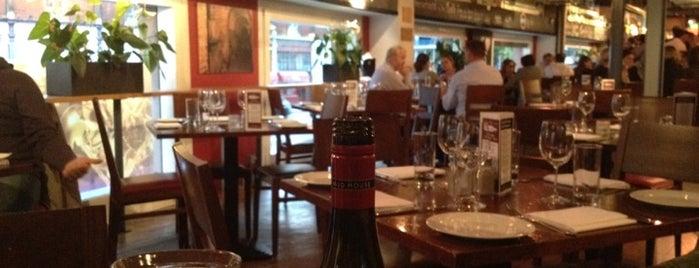 Vivat Bacchus is one of London Wine Bars.